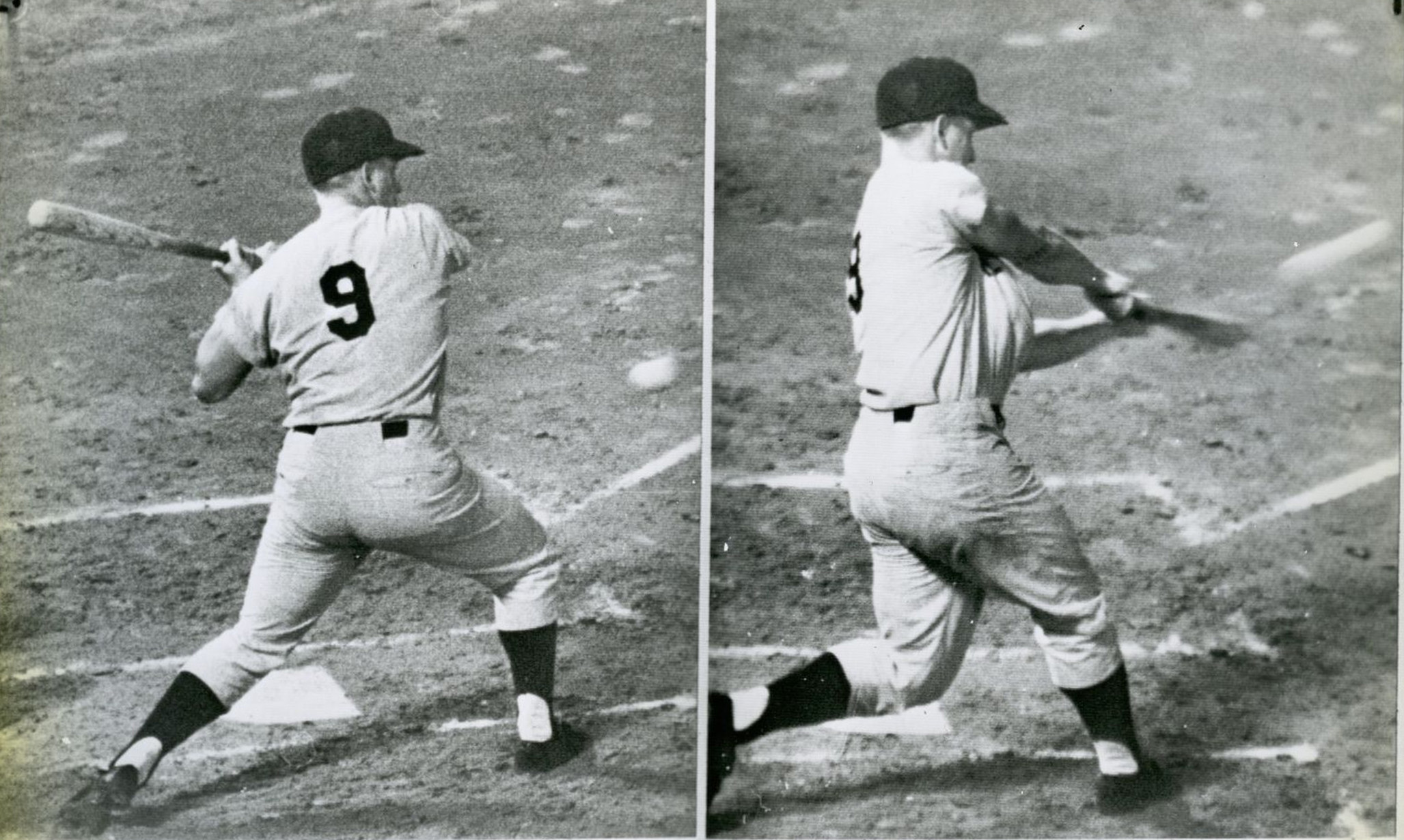 Roger Maris Hits His 59th Home Run September 20, 1961