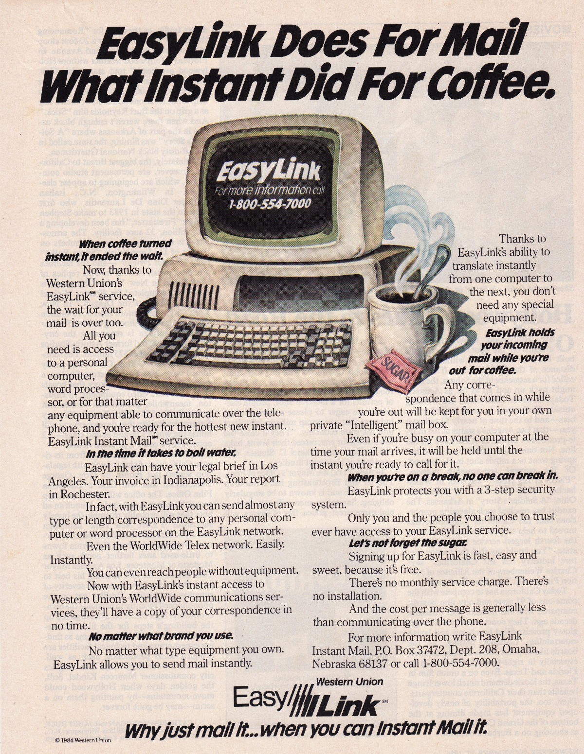 What An Instant Messaging System Looked Like In 1984