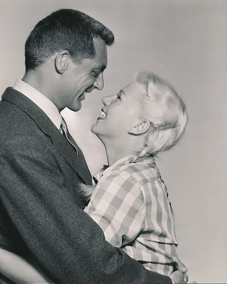 Classic Hollywood #57 - Cary Grant & Ginger Rogers