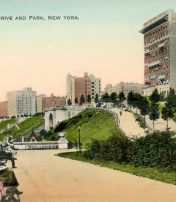Old New York In Postcards #17 – Riverside Drive