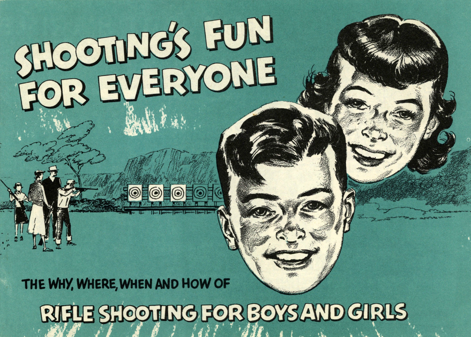 Shooting's Fun For Everyone