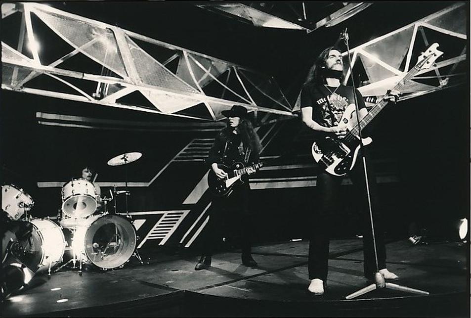 """Fast"" Eddie Clarke Motörhead's Greatest Guitarist"