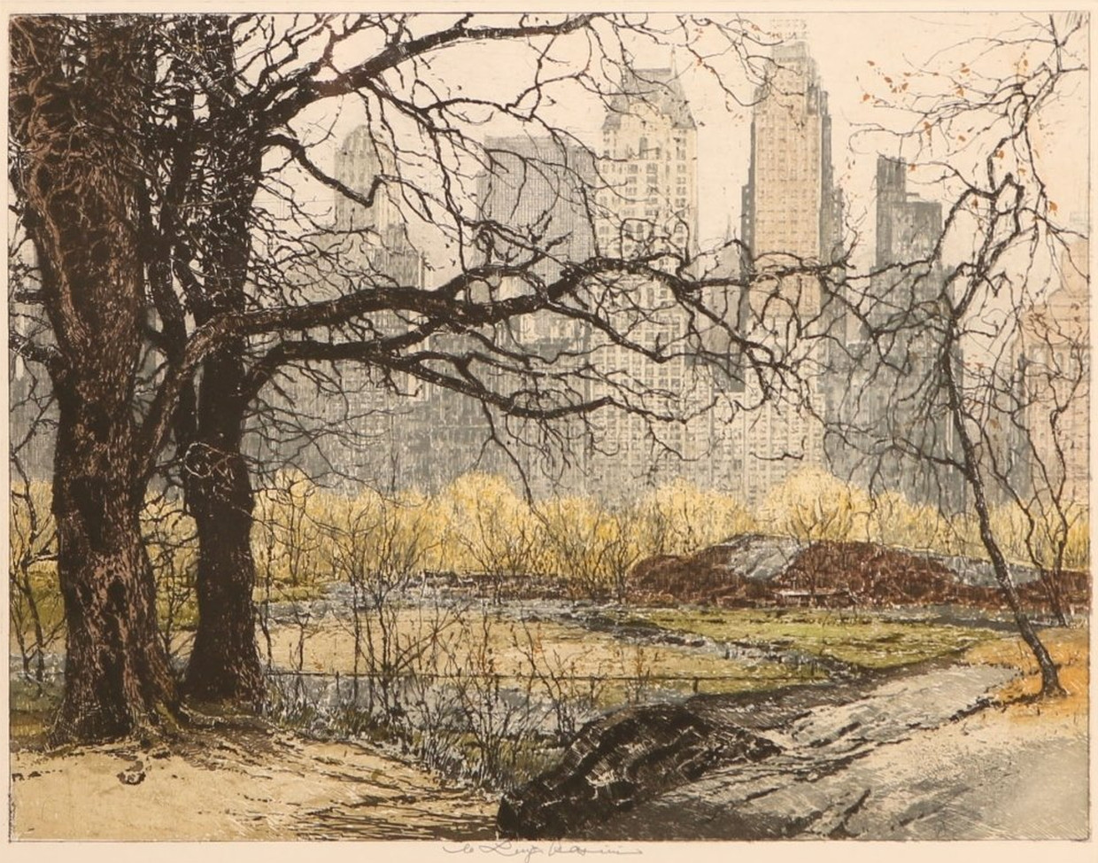New York in the 1920's & 30's as Seen by Luigi Kasimir - Part 2