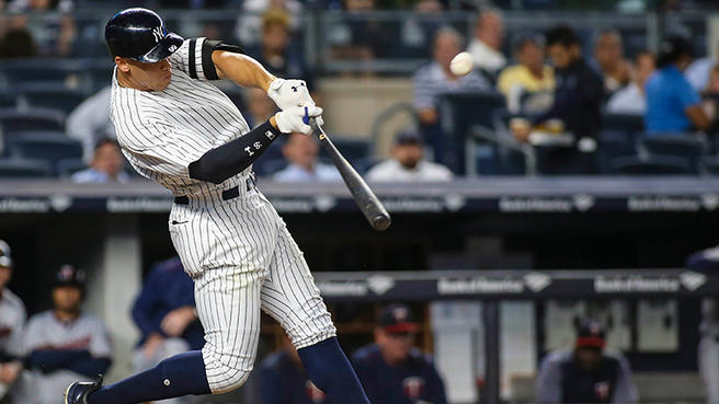 In 2017 Aaron Judge Broke Another Record That No One Talks About