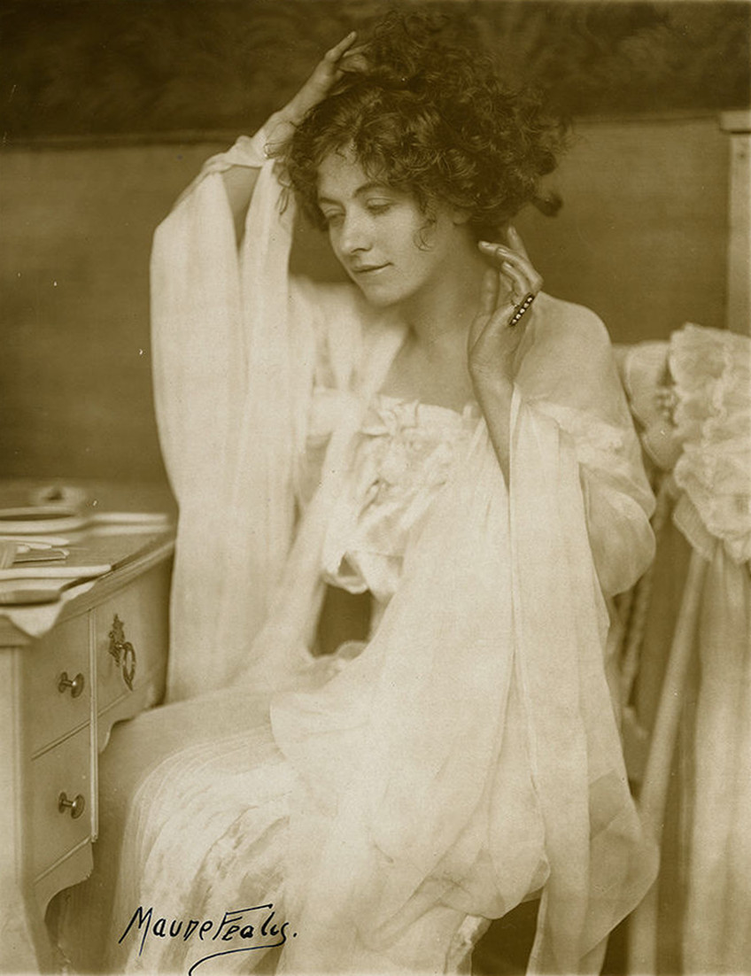 More Maude Fealy (And Her Actress Mother, Margaret Fealy)
