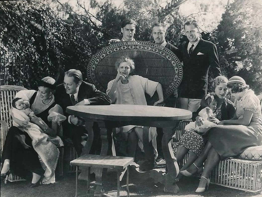 Classic Hollywood #69 - The Barrymore Family