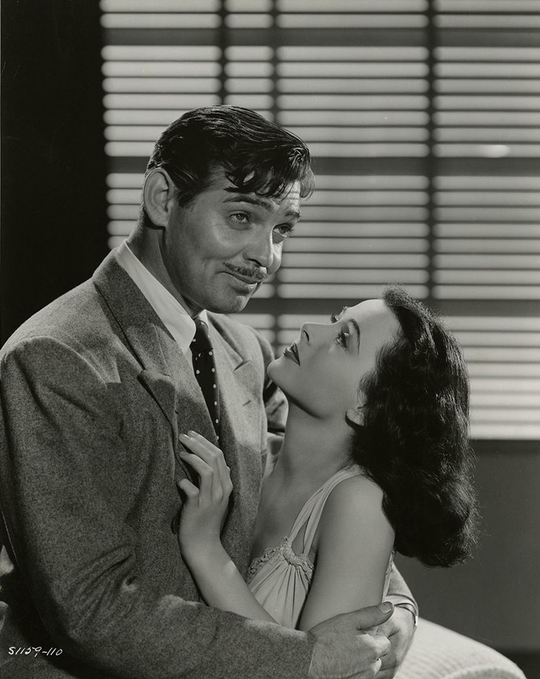 Classic Hollywood #81 - Clark Gable & Hedy Lamarr
