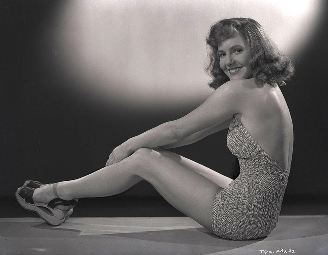 Classic Hollywood #86 - Jean Arthur