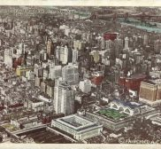 Old New York In Postcards #21 – 1920s & 1930s New York City Aerial Images