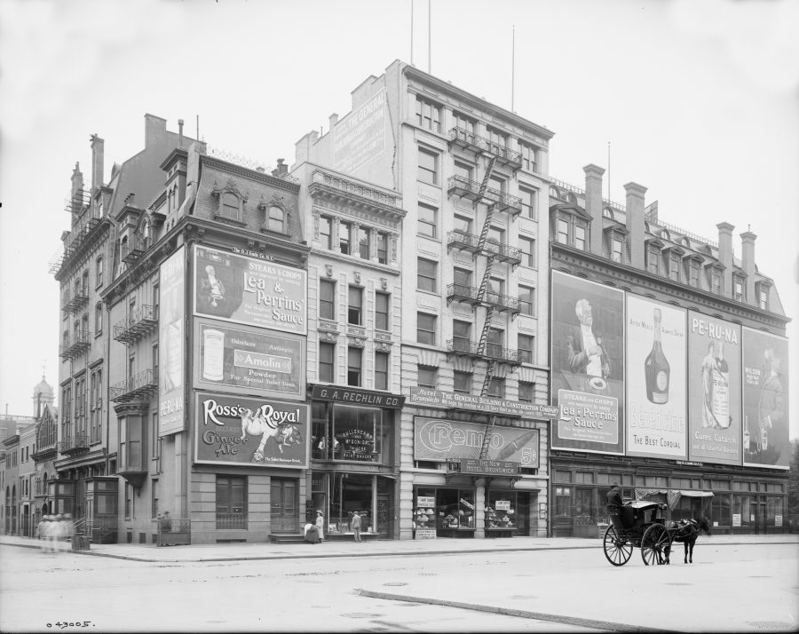 Old New York In Photos #116 - Fifth Avenue & 27th Street 1903