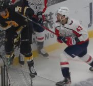 Capitals Tom Wilson Injures Bruins Brandon Carlo - How The NHL Should Punish Players